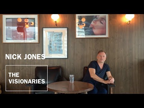 THE VISIONARIES: Nick Jones, Soho House founder