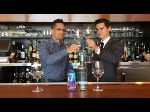 The Water Test with Martin Riese & Chance Sanchez Episode 4 Fiji Water vs. Iskilde Water