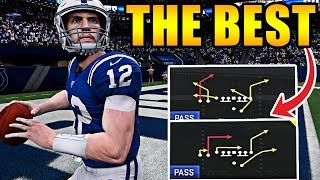 The Top 5 BEST Passing Plays in Madden 20!