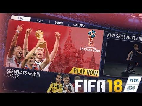 FIFA WORLD CUP 2018 RUSSIA В FIFA 18 БЕСПЛАТНО 29 МАЯ ...