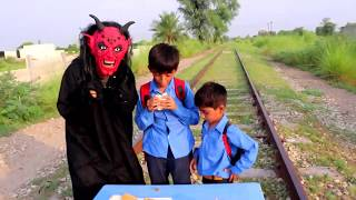 Shaitan vs Train   Shaitan ki Chalein   Shaitan vs Students