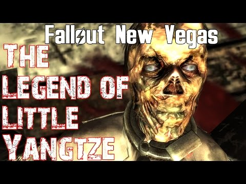 Fallout New Vegas- The Legend of Little Yangtze