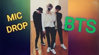 Video BTS MIC Drop Rehearsal   Dance Practice download MP3, 3GP, MP4, WEBM, AVI, FLV November 2017