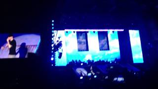 "Eminem Performing ""Just a Dream (Wish right now)"" Live at Bellahouston park Glasgow"