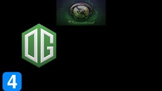 OG vs Wind and Rain Game 4 The International 2018 Highlights Dota 2