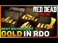 Red Dead Online Gold Bars - Best Ways To Make Gold In Red Dead Online - Rdr2 Online Gold