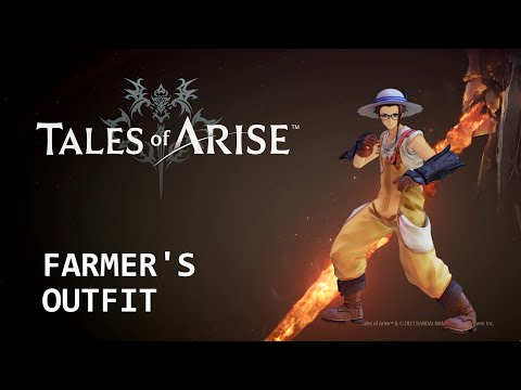 Tales of Arise - How to get Full Set of Farmer's Outfit  