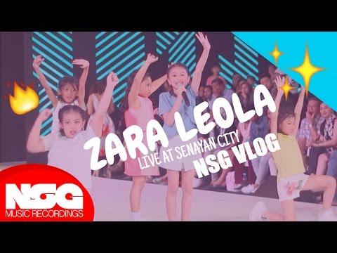 Zara Leola Live @ Sency (NSG Vlog)