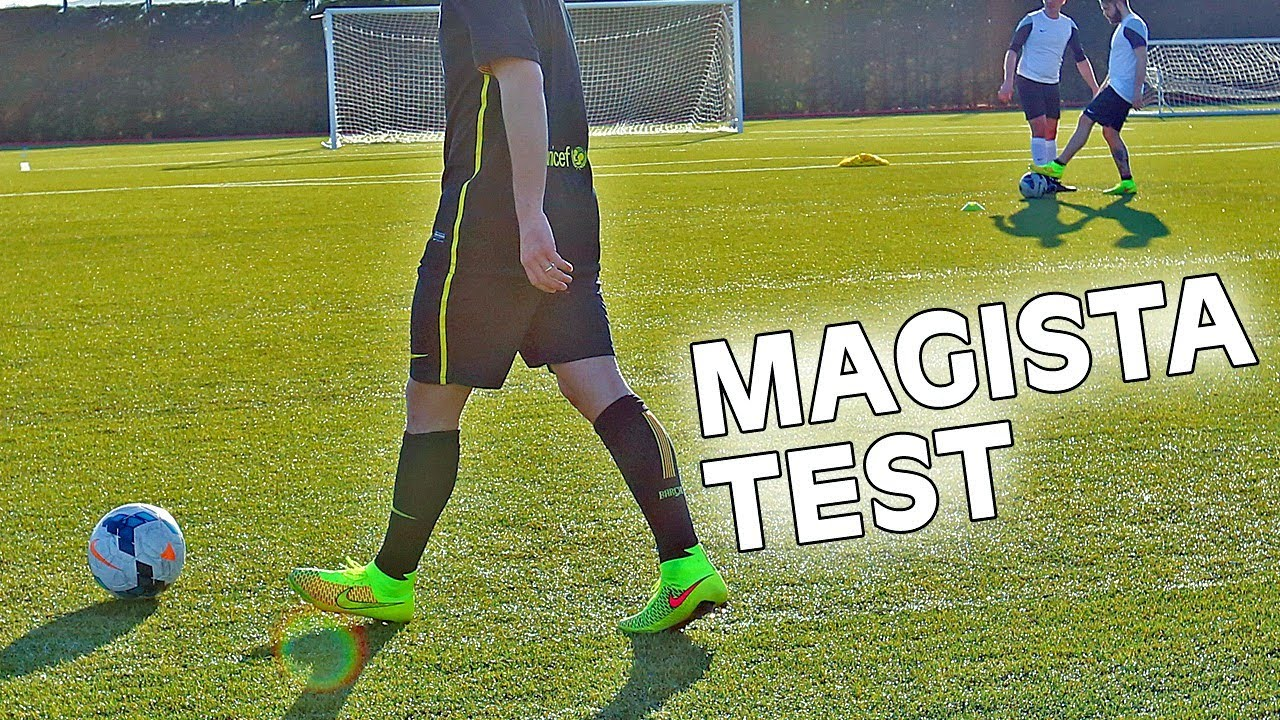 4ca944cafe7 Nike Magista Play Review   Test by freekickerz - YouTube