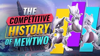 The Competitive History of Mewtwo in Super Smash Bros