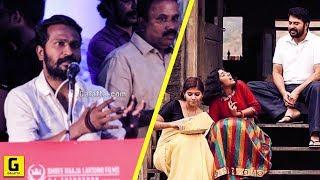 Love Is Unconditional : Vetrimaran | Ameer – Peranbu Audio launch