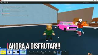 Roblox hack be God in Roblox (patched) 2017