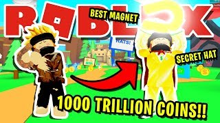 POOR TO RICH!! BECOMING THE NUMBER ONE PLAYER IN ROBLOX MAGNET SIMULATOR!!