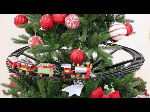 Addobbi Natalizi Happycasa.Treno Natalizio Da Albero Happy Casa Store Articoli Per La Casa Piccoli Elettrodomestici Articoli Da Regalo Giocattoli Fai Da Te Arredo Bricolage Giardino Mare Natale