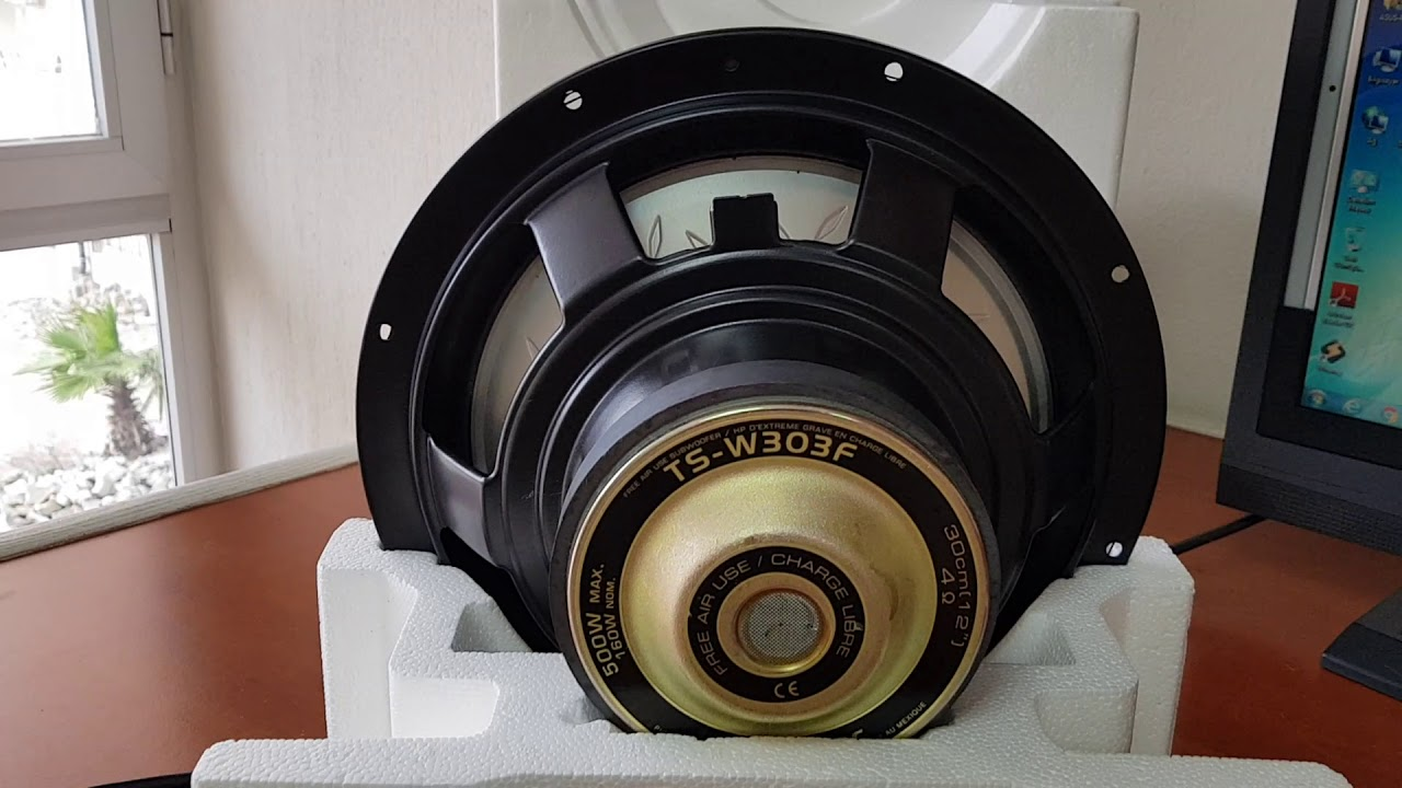 Pioneer TS-W303F old seri