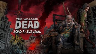 The walking dead: the Road of life