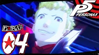 Persona 5 - Part 4 - Captain Kidd