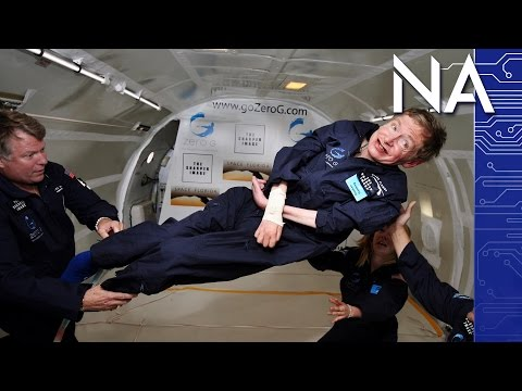 Stephen Hawking in Space Will Be Incredible