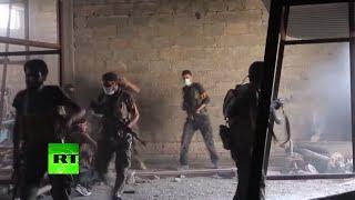 RAW: Urban warfare in Aleppo as rebels claim siege breach, reportedly suffer heavy losses & setbacks
