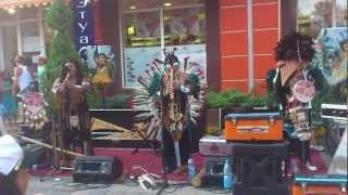 INKA KARAL - фрагмент концерта в Анапе, август 2012<
