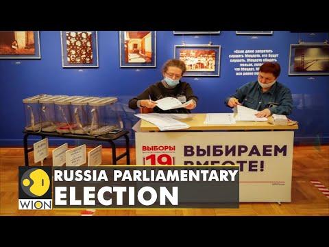 Russia: President Vladimir Putin calls on Russians to vote | Latest World English News | WION News