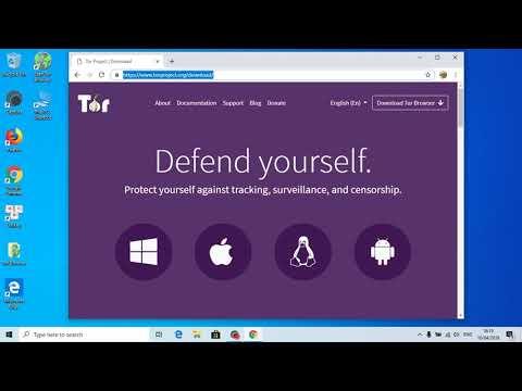 Hướng Dẫn Truy Cập DEEP WEB Trên Window - YouTube