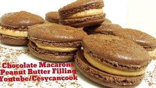 Homemade French Macarons From Scratch- Cesy Can Cook- Cesarina Acosta
