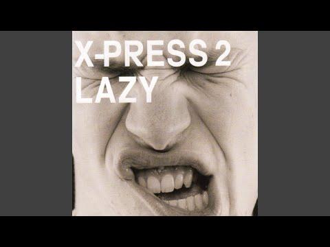 Lazy (feat. David Byrne) (Extended Version)