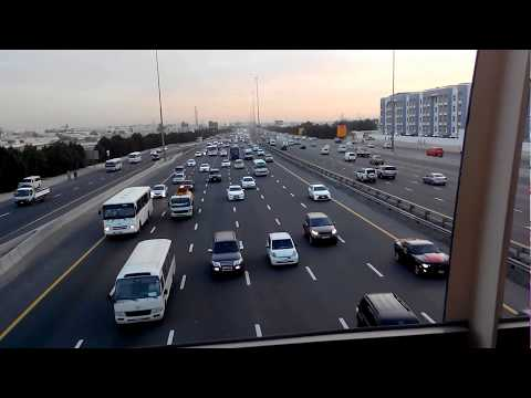 Emirates roads in dubai - dubai - united arab emirates
