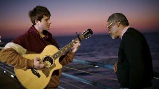 Смотреть клип Alec Benjamin - Can I Sing For You?