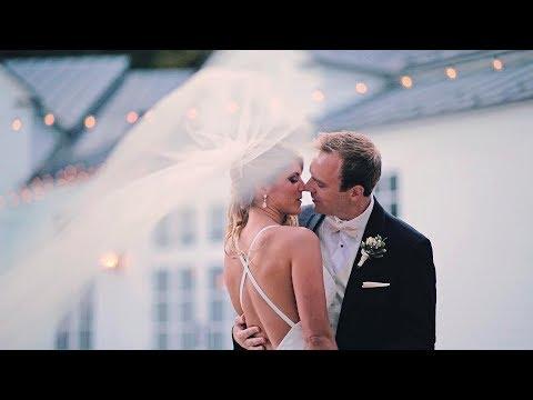 Kristina & Mike: Cinematic Wedding Film at Trump Winery in Charlottesville, VA