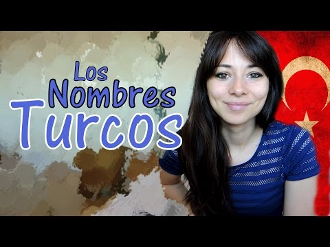 Nombres Turcos | Turkish Names