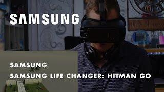 Samsung Life Changer – Les Chroniques de Marcus : Hitman GO