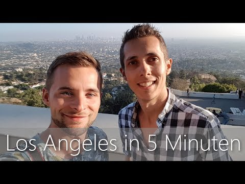 Los Angeles in 5 Minuten | Reiseführer | Die besten Sehenswürdigkeiten