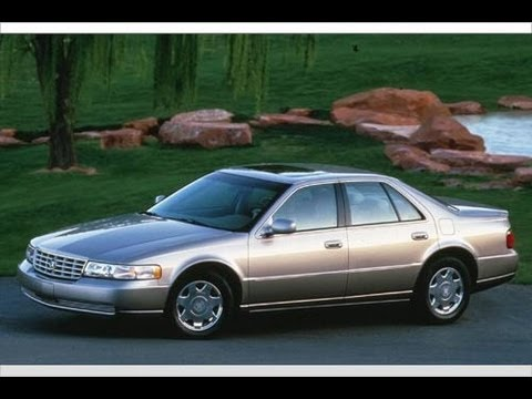 1998 Cadillac Seville Sts Start Up And Review 4 6 L