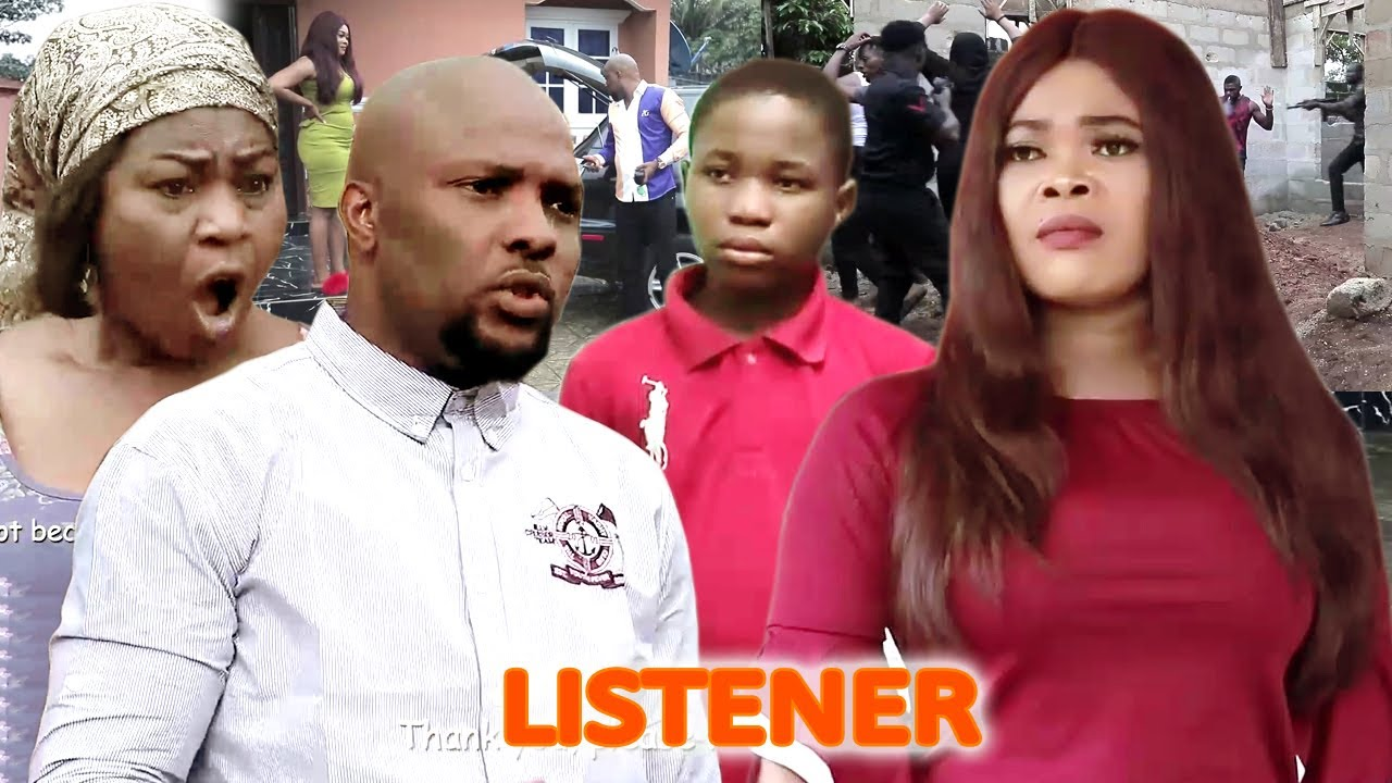 Download LISTENER - 2021 LATEST NIGERIAN NOLLYWOOD MOVIE FULL HD