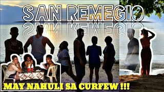 San Remegio Escape: Longest shoreline in CEBU: MAY NAHULI SA CURFEW !!!