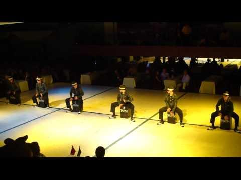 FIESTA DEL CAJÓN EN BRISAS DEL TITICACA 2009.MP4
