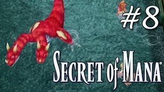 Secret of Mana Remake (PS4) - Parte 8 - El Final de la Leyenda?