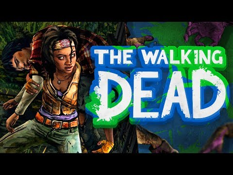 The Walking Dead: DON'T SAY ANYTHING!