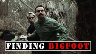 Finding Bigfoot | David Lopez
