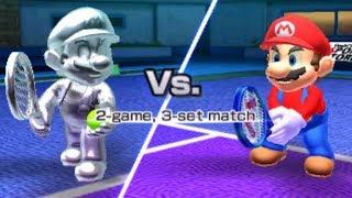 Mario Sports Superstars - Tennis - Champion's Cup