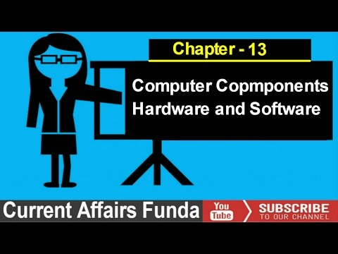 Computer Components - Hardware & Software chapter -13 (SBI PO Mains ,LIC , IBPS , PO and Clerk)