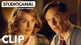 THE IMITATION GAME - Clip #3 - Alan Turing explains 'Christopher'
