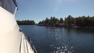 Sit Back Sunday GoPro Boat Cruise - Boating Georgian Bay Swinging On The Hook