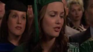 gossip girl 2x25 - gossip girl ruin the graduation...