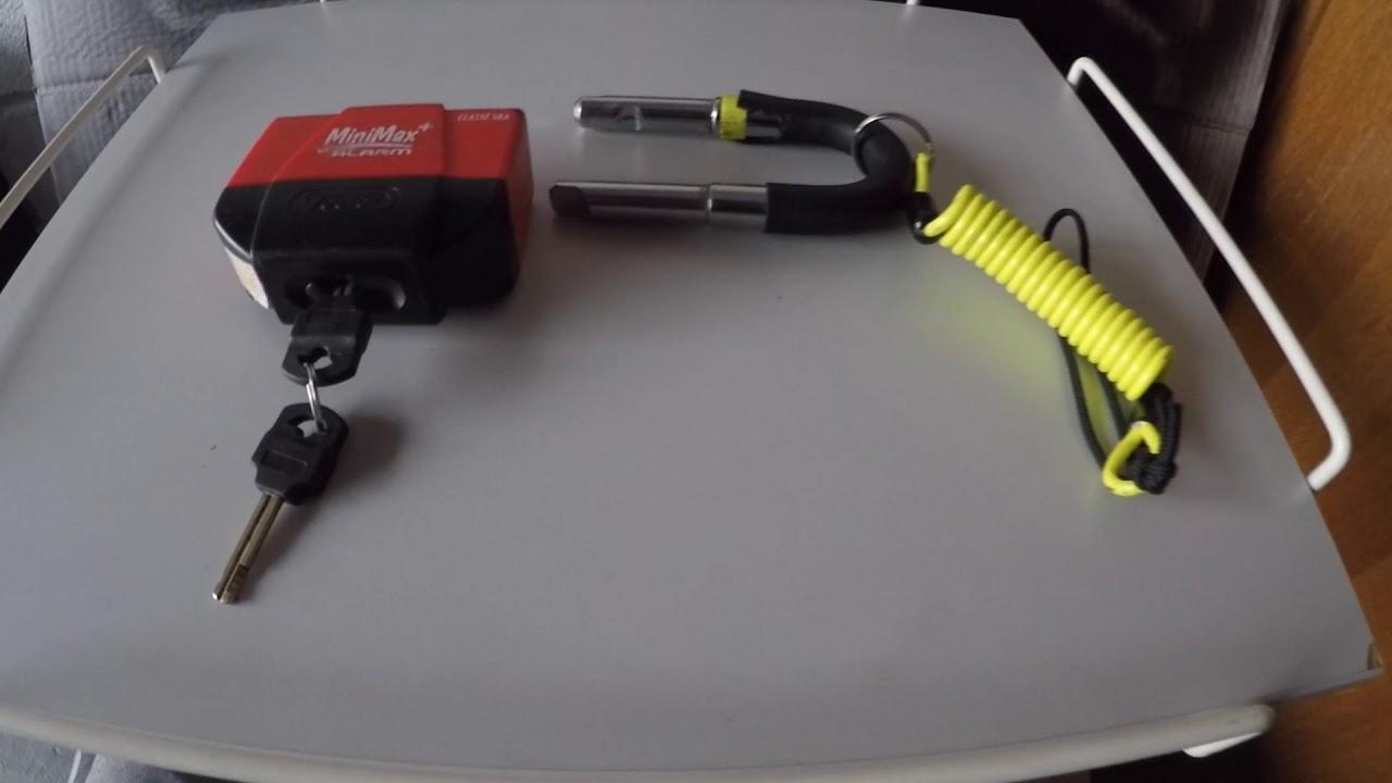 06b2af8264559 Test N°1   Vector Minimax +Alarme - YouTube