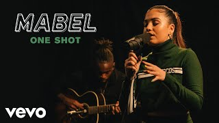 Mabel - One Shot (Live)   Vevo Official Performance thumbnail