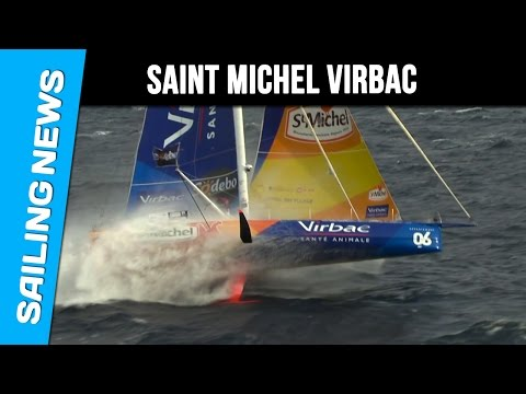 Saint Michel Virbac - Clip Vendée Globe 2016
