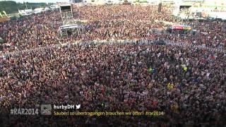 Heaven Shall Burn live Rock am Ring 2014 (full concert)